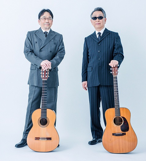 GONTITI『「we were here」−40 years have passed and we are here−』 結成40周年でデビュー35周年。〈新しい〉も〈いつも通り〉も、ゴンチチはゴンチチ