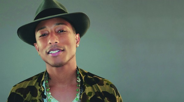 PHARRELL WILLIAMS 『G I R L』(1)
