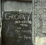 RED GARLAND TRIO 『Groovy』