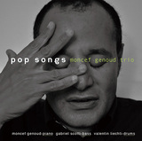 MONCEF GENOUD TRIO 『Pop Songs』