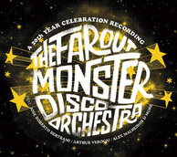 THE FAR OUT MONSTER DISCO ORCHESTRA――アジムスら参加のブラジリアンなソウル/ファンク/ディスコ作