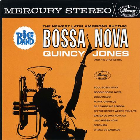 Quincy Jones His Orch Big Band Bossa Nova