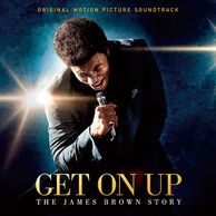 JAMES BROWN 『Get On Up:The James Brown Story』 未発表のライヴ・テイクも収録した伝記映画サントラ