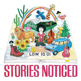 LOW IQ 01 『Stories Noticed』 細美武士やTokyo Tanaka、TOSHI-LOWとのコラボ曲も話題の7作目