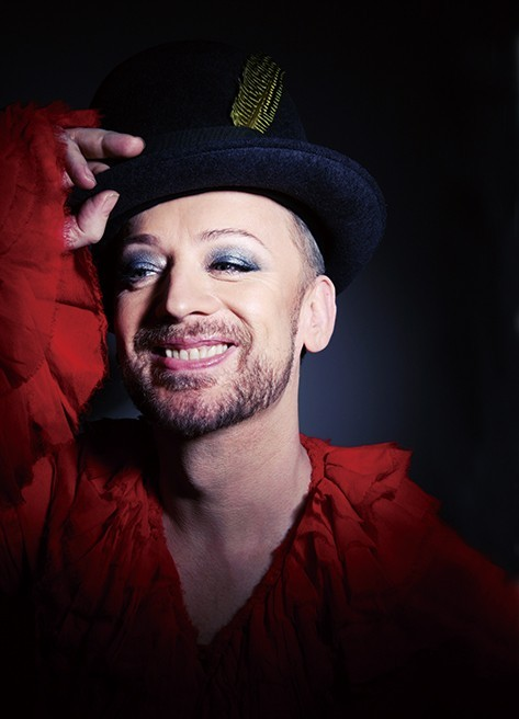 【PEOPLE TREE】BOY GEORGE 『This Is What I Do』(6)