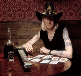 【PEOPLE TREE】JOHNNY WINTER 『Step Back』 Part.1