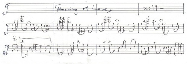 ツーフィンガー奏法