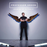 "PROFESSOR GREEN 『Growing Up In Public』 トリ・ケリー激唱 ""Lullaby"" の全英ヒットを受けて登場した4作目"