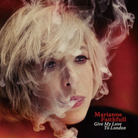MARIANNE FAITHFULL 『Give My Love To London』 R・ウォーターズらが楽曲提供、キャリア50年目の新作