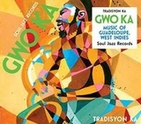 TRADISYON KA 『Gwo Ka: Music Of Guadaloupe, West Indies』
