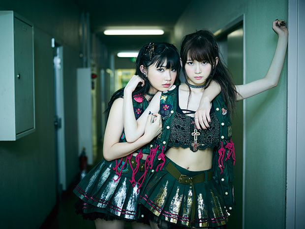 "The Idol Formerly Known As LADYBABY""Pinky! Pinky!"" ラウドでポップなニュー・シングル!"