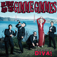 ME FIRST AND THE GIMME GIMMES 『Are We Not Men? We Are Diva!』――ディーヴァ楽曲をメロコア調カヴァー