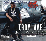 TROY AVE 『New York City』