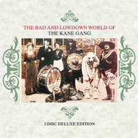 【ろっくおん!】第30回 Part.1―今月のレポート盤:THE KANE GANG 『The Bad And Lowdown World Of The Kane Gang』