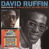 DAVID RUFFIN 『David Ruffin+Me'n Rock'n Roll Are Here To Stay』