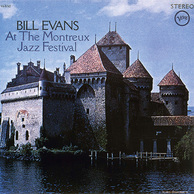 BILL EVANS 『At The Montreux Jazz Festival』 J・ディジョネット参加、アグレッシヴな演奏で名高い実況盤