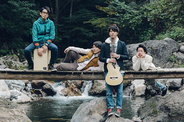 world maps camp 開放的にジャンルを横断した4人組バンドの表現する