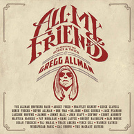 VA 『All My Friends: Celebrating The Songs & Voice Of Gregg Allman』――グレッグ・オールマンのトリビュート・ライヴがCD化