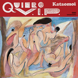 Kataomoi(片想い)'s 2nd album tastefully blends bawdy grooves, laid-back melodies and sentimental rhythms