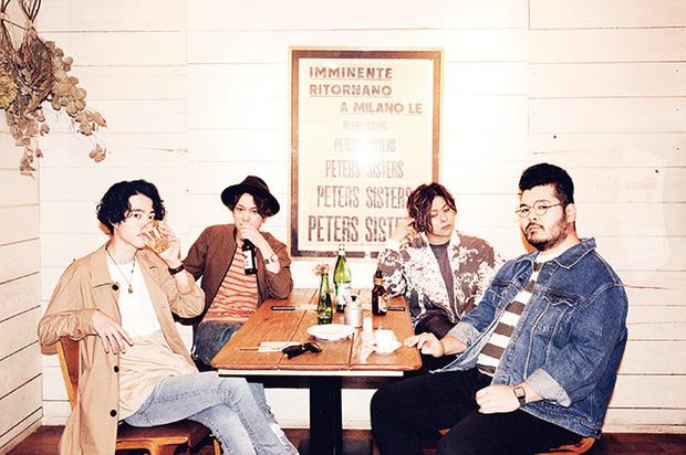 少しずつ音楽性を変化させてきた4人組バンド、FIVE NEW OLD。ブラック・ミュージック色を強めた新作EPでいよいよメジャーへFIVE NEW OLD BY YOUR SIDE EP トイズファクトリー(2017)