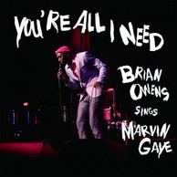 BRIAN OWENS 『You're All I Need -Brian Owens Sings Marvin Gaye』