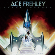 ACE FREHLEY 『Space Invader』 キッスのオリジナル・ギタリストによるハード・ロケンロー盤