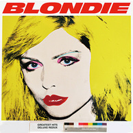 BLONDIE	『4(0)-Ever: Greatest Hits Deluxe Redux / Ghosts Of Download』――40周年の節目を飾る新録ベスト&ニュー・アルバムの2枚組